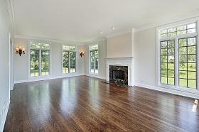 Hardwood floor remodeling service