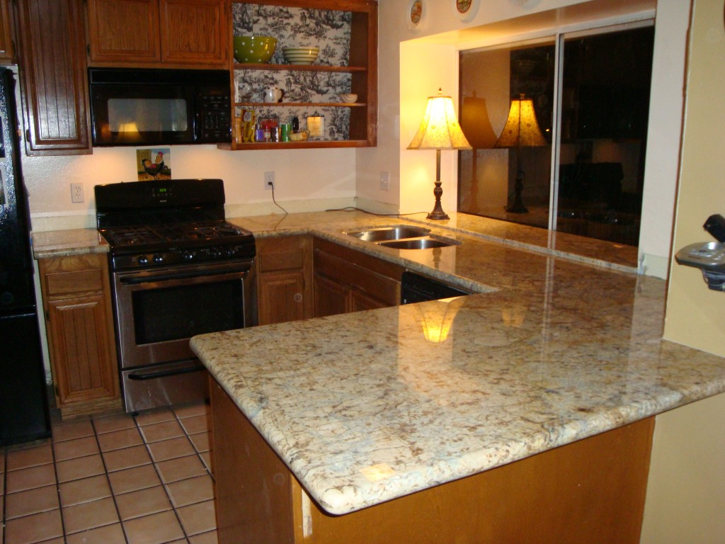 mary gold granite counter tops | santa  clarita