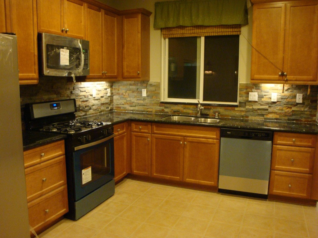 Emerald Pearl Granite Counter Tops | Santa Clarita